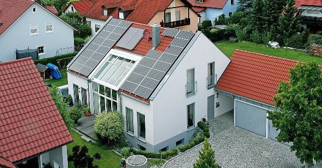 Photovoltaik Thalmassing