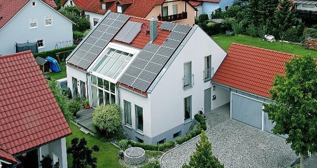Photovoltaik Brunn
