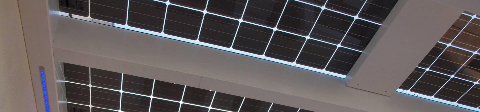Solarcarport esonne