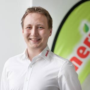 Marc Mucha, Geschäftsführer enerix Landshut