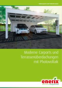 Solarterrassen und Solarcarports