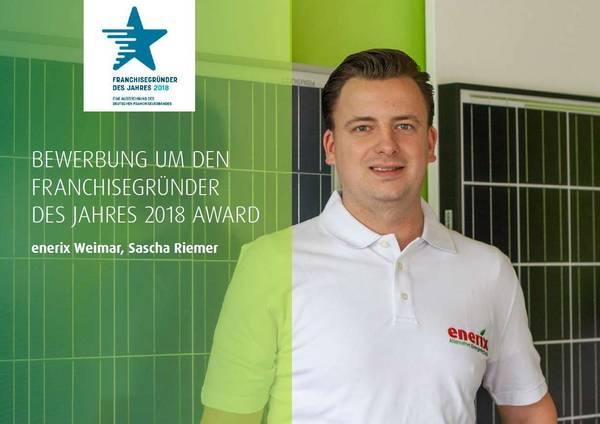 Franchisegründer Award 2018