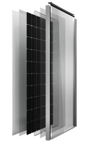 aleo Solar Modulaufbau