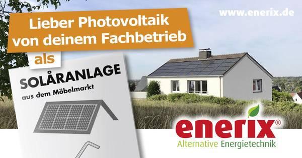 Photovoltaik Möbelmarkt