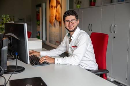 Hans-Peter Gross-Bosch, Geschäftsleiter enerix Ravensburg