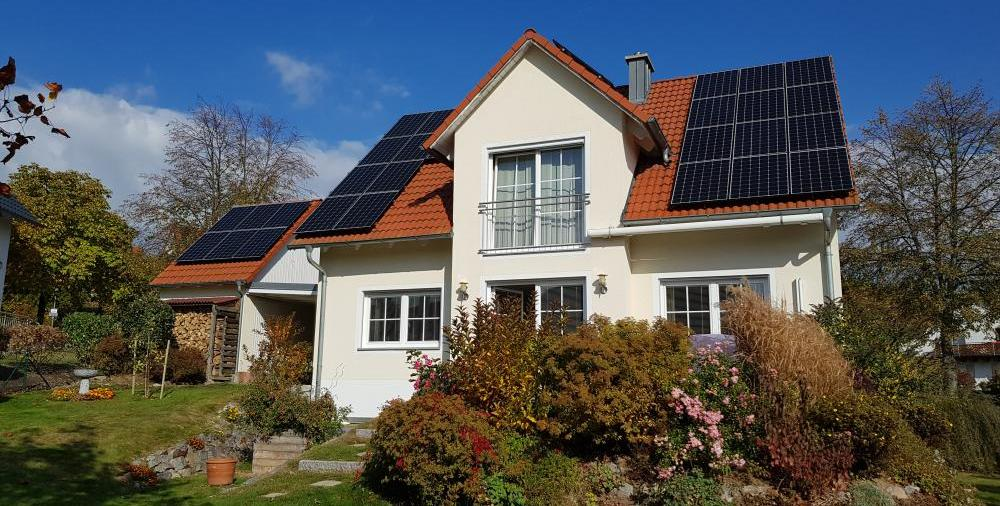 Photovoltaik Wiesent