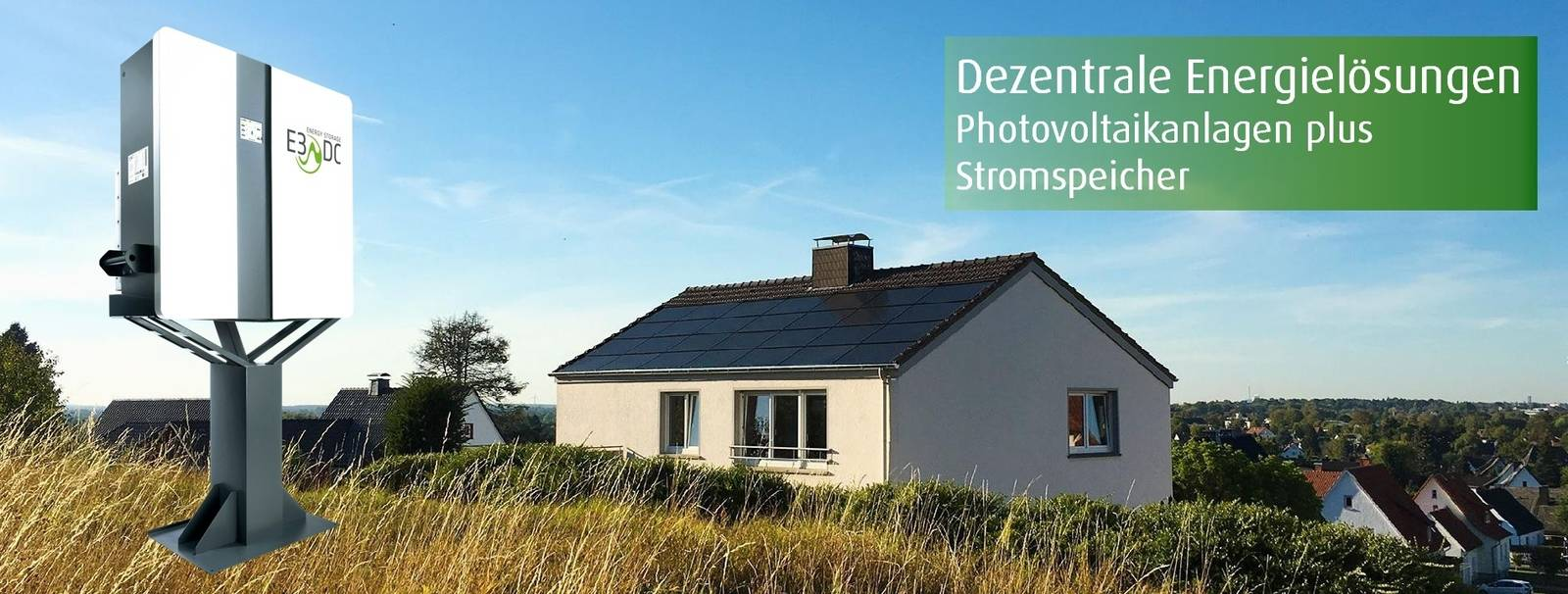 Versicherungsmakler vermitteln Photovoltaik und Stromspeicher