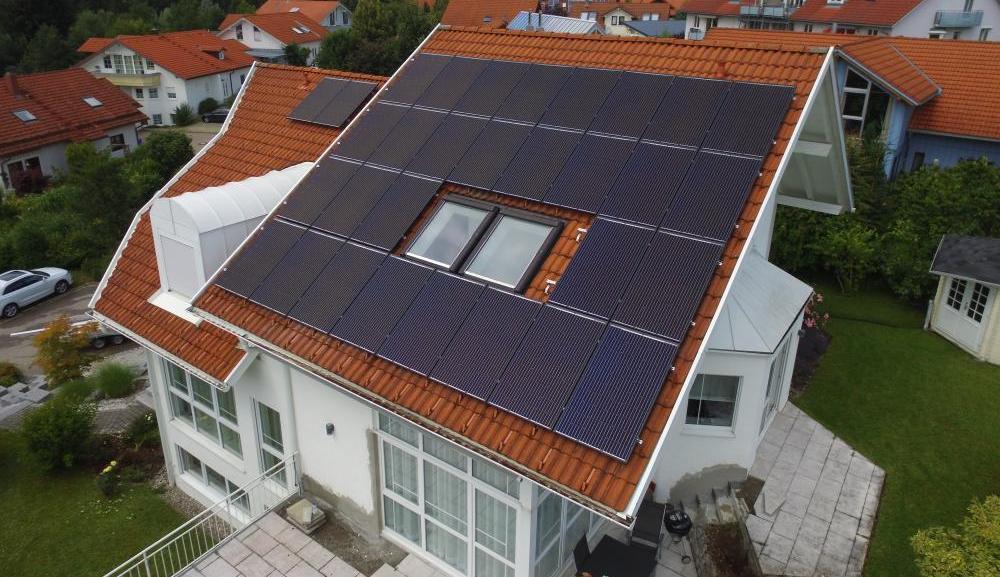 Photovoltaik Mötzing