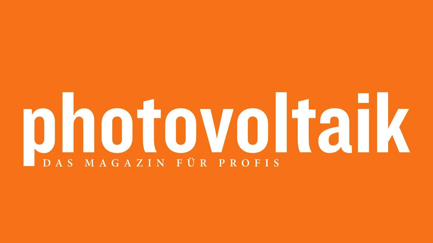 Fachzeitung Photovoltaik