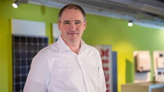 Alan Hughes, Geschäftsinhaber enerix Westerwald