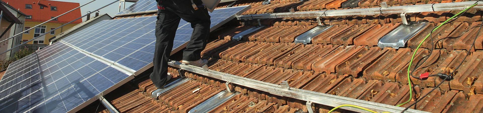 Stellenangebot Dachmonteur Regensburg