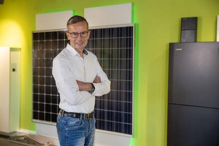 Hilmar Kahnt, Geschäftsführer enerix Warendorf