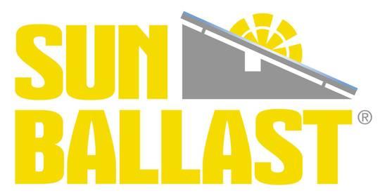 Sun Ballast für Flachdächer