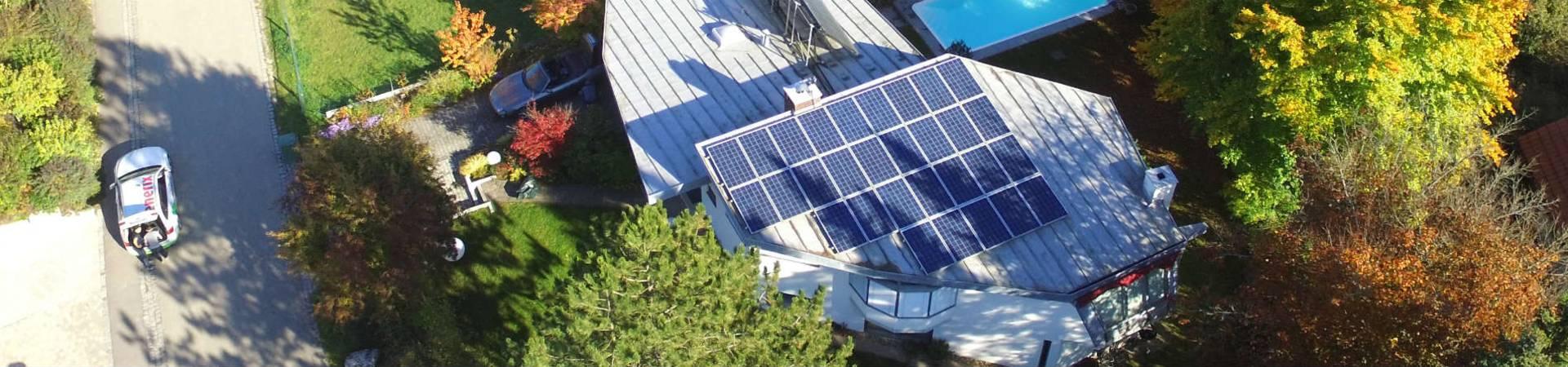 Solaredge Wechselrichter und Leistungsoptimierer