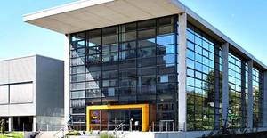 Hauptsitz Solarwatt in Dresden
