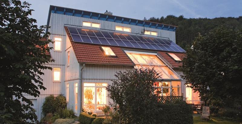 Photovoltaik Teningen