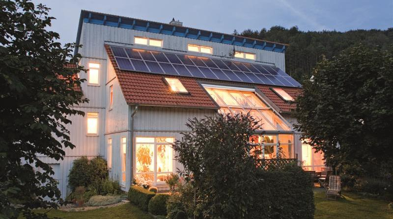 Photovoltaik Wolfsegg