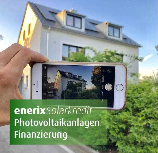 Photovoltaikfinanzierung - Solarkredit
