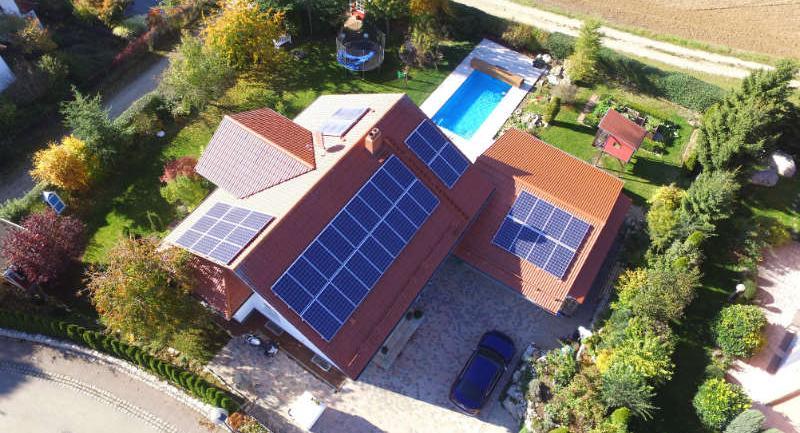 Photovoltaik Riekofen