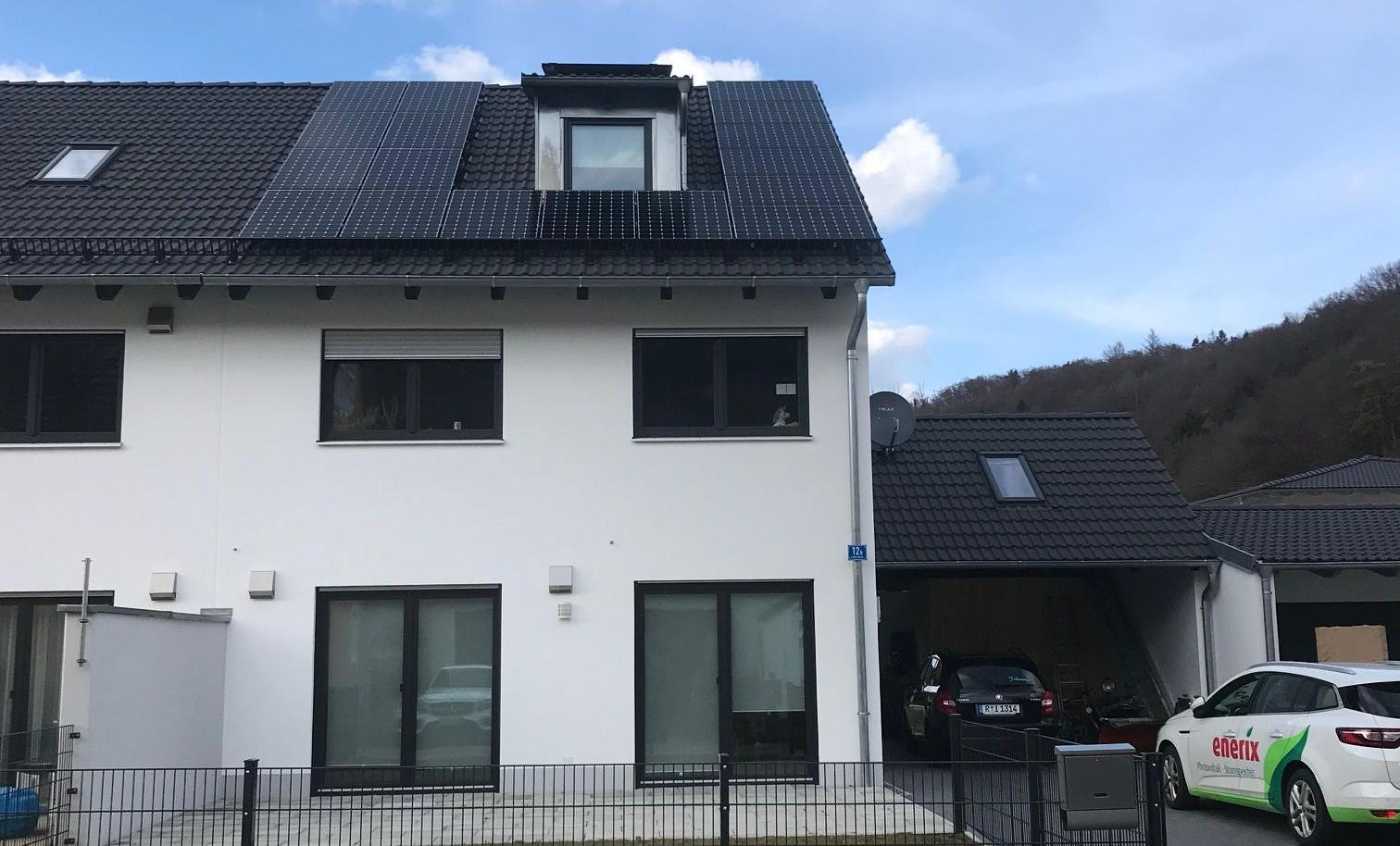 Photovoltaik Pentling