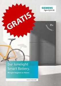 Siemens Junelight Katalog