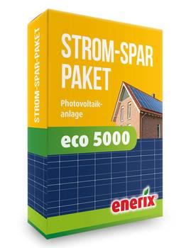 Photovoltaikanlage Komplettanlage eco 5000