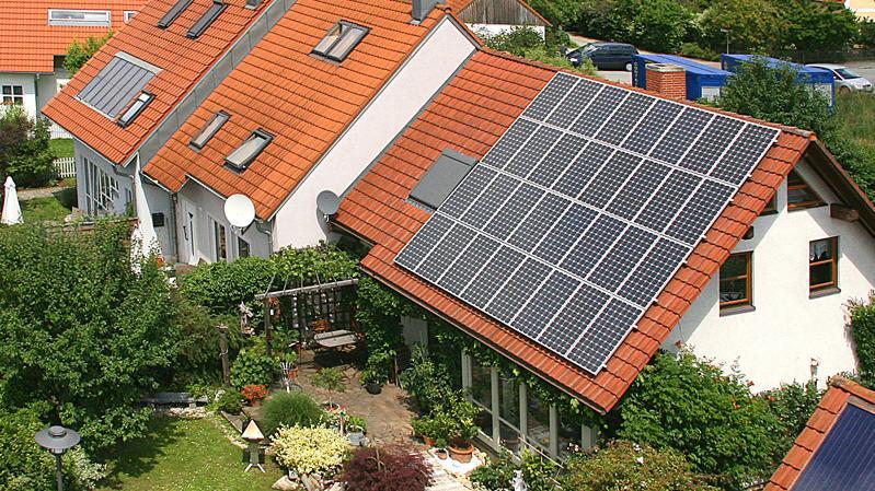 Photovoltaikanlage - die Basis für eine dezentrale Energieversorgung