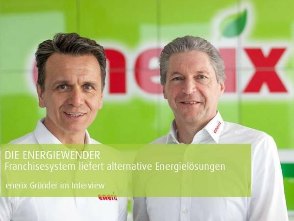 enerix Geschäftsführer
