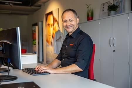 Jürgen Berg, Geschäftleiter enerix-Regensburg