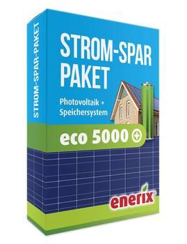 Photovoltaikanlage Komplettanlage ecoplus 5000