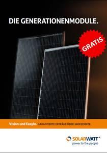 Solarwatt Glas Glas Module Katalog