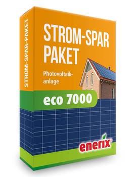 Photovoltaikanlage Komplettanlage eco 7000