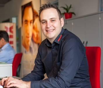 Daniel Drixler, Geschäftsführer enerix Rottweil