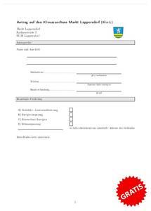 photovoltaik förderung lappersdorf