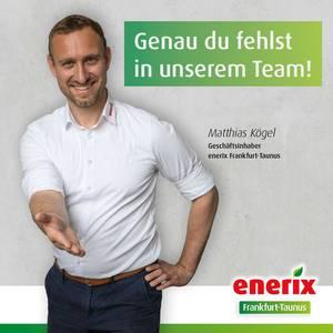 Matthias Kögel, Geschäftsinhaber enerix Frankfurt-Taunus