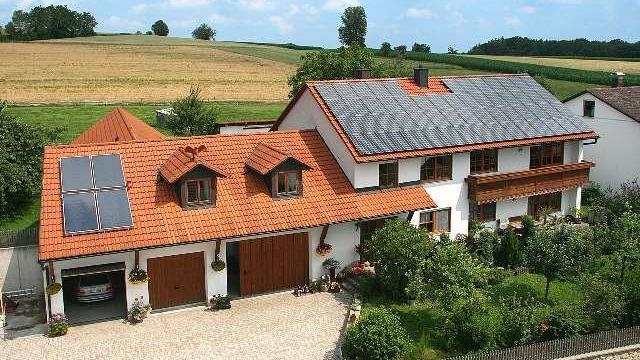 Photovoltaikanlage oder Solaranlage