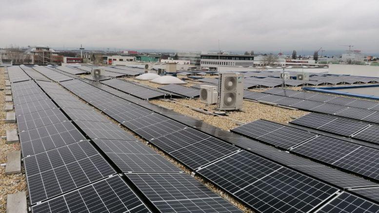photovoltaik gewerbeanlage