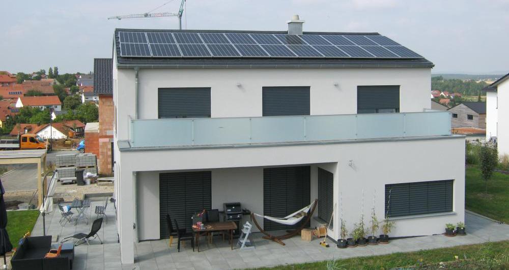 Photovoltaik Sünching
