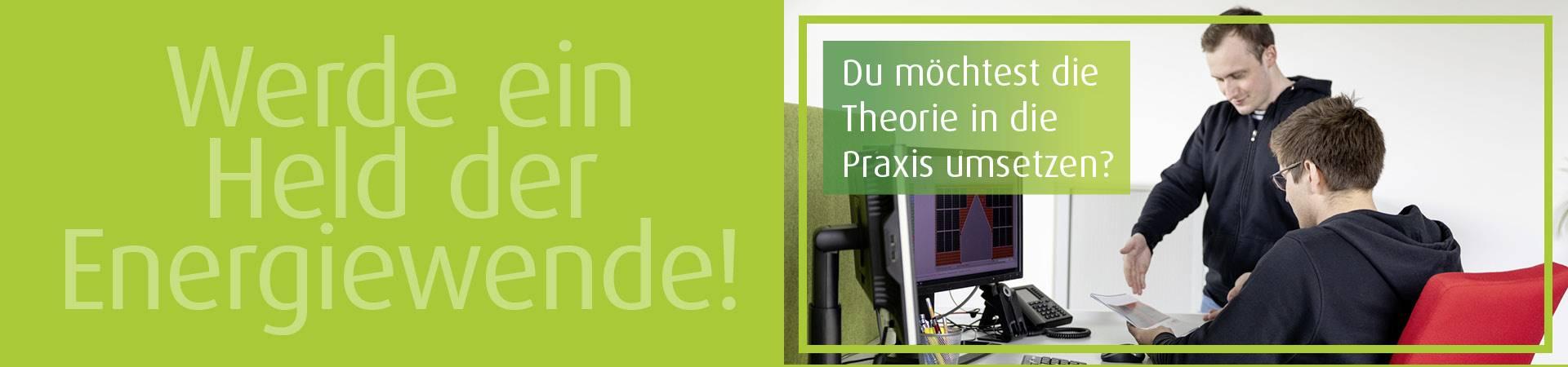 Praktikumsstelle Regenerative Energietechnik und Energieeffizienz Fürth
