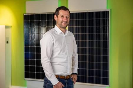Sascha Bissinger, Geschäftsführer enerix Ingolstadt-Eichstätt