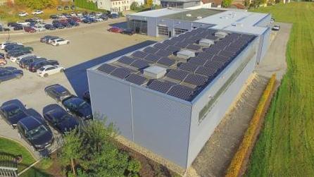Photovoltaik Augsburg Gewerbe