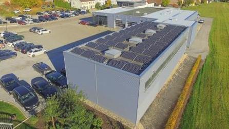 Photovoltaik Weimar Gewerbe