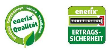 enerix Qualität_Ertragssicherheit