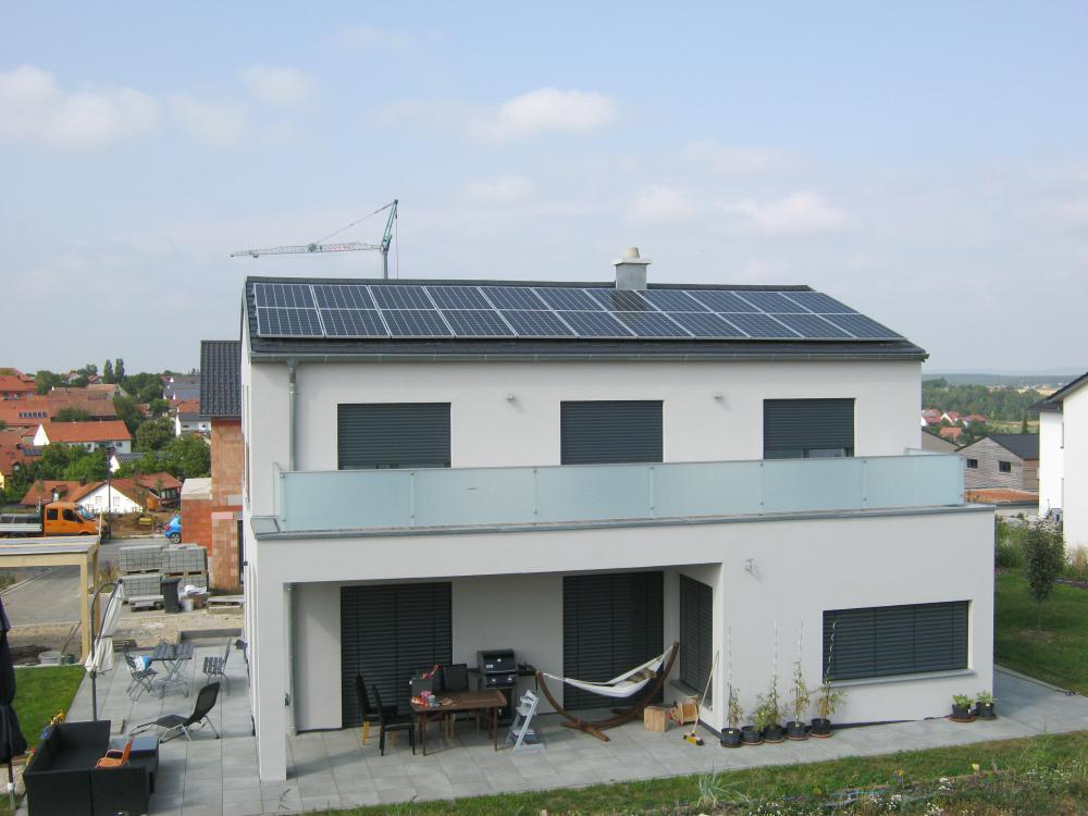 Wie groß sollte meine Photovoltaikanlage sein?