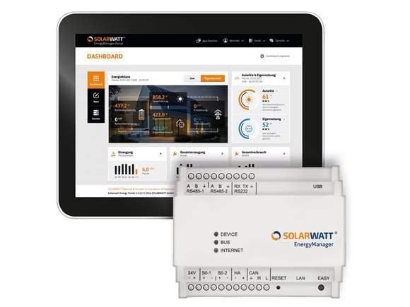 Solarwatt EnergyManager