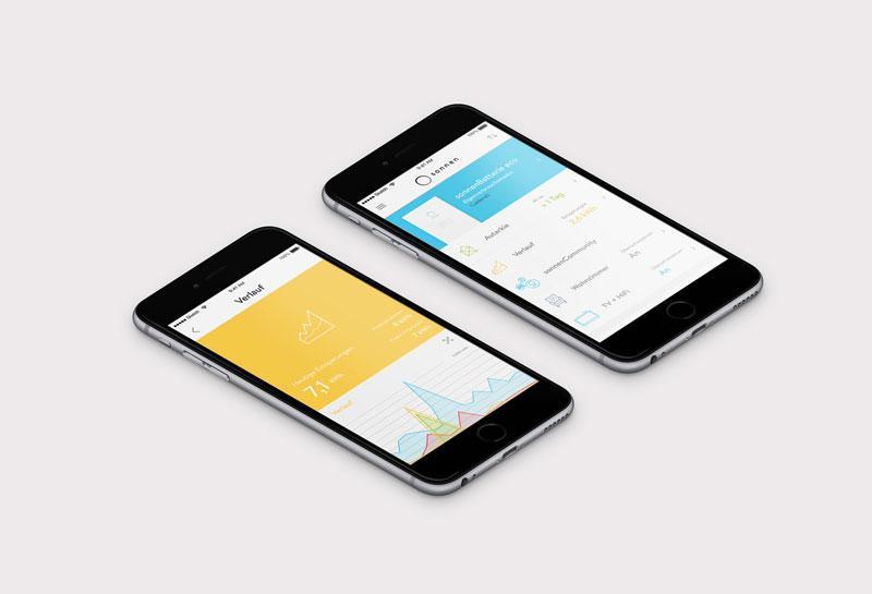 Die sonnenbatterie App - Erträge im Blick