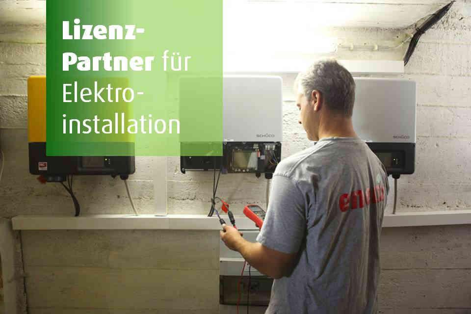 Lizenzpartner Elektroinstallation