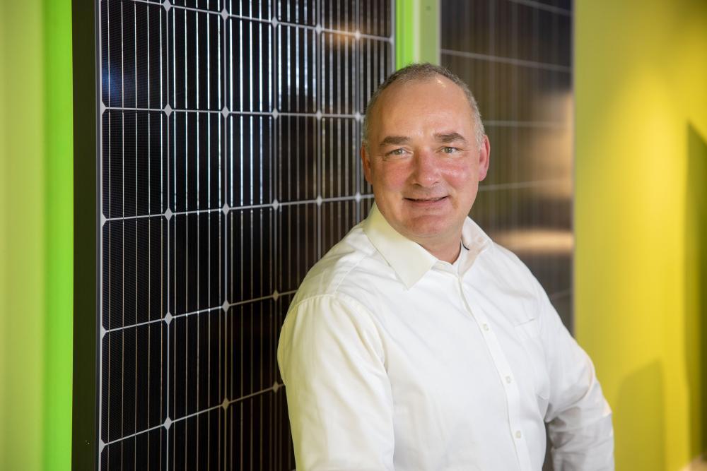photovoltaik halle