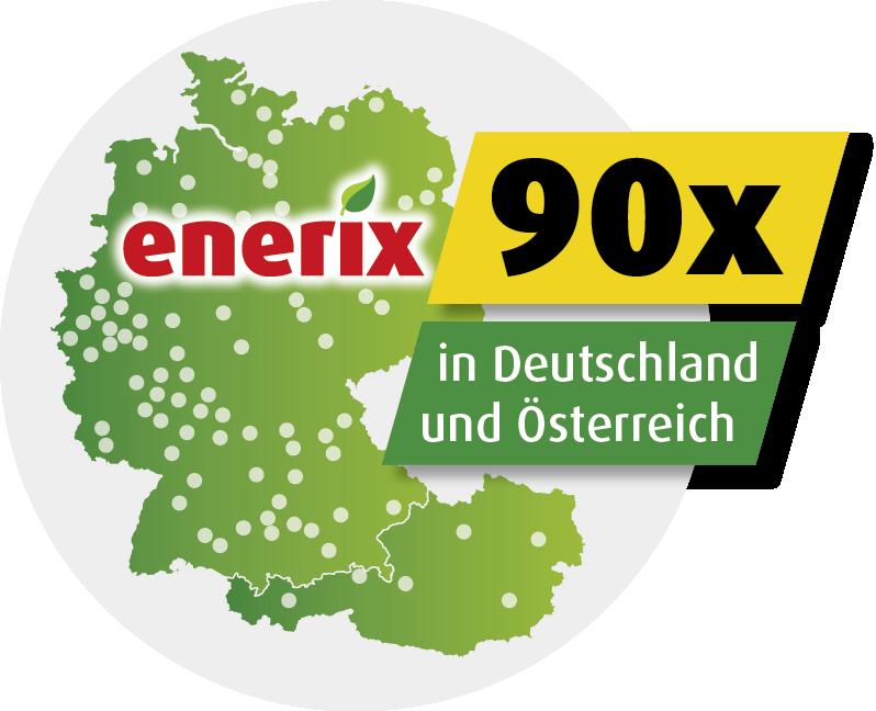 enerix Standorte 2021
