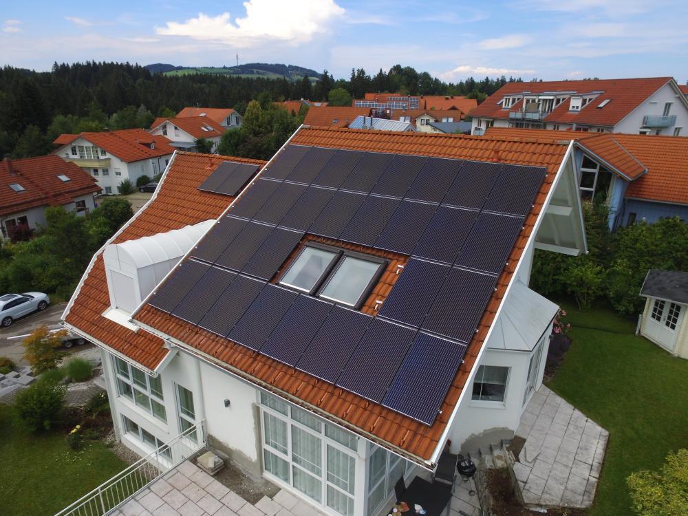 Photovoltaikanlage Buchenberg